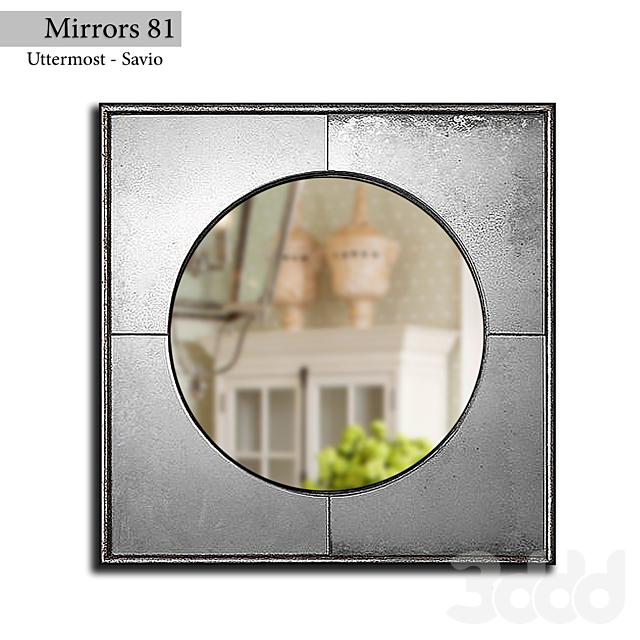 Зеркало 81