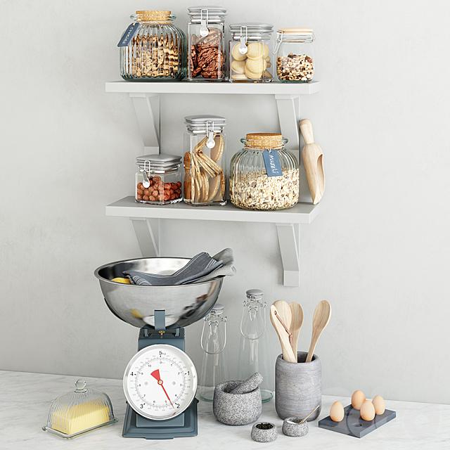 Кухонный набор 3