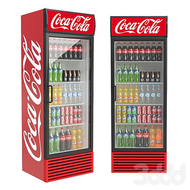 Coca-cola холодильник