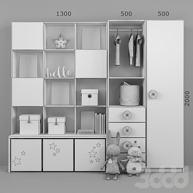 Детская мебель и аксессуары 39