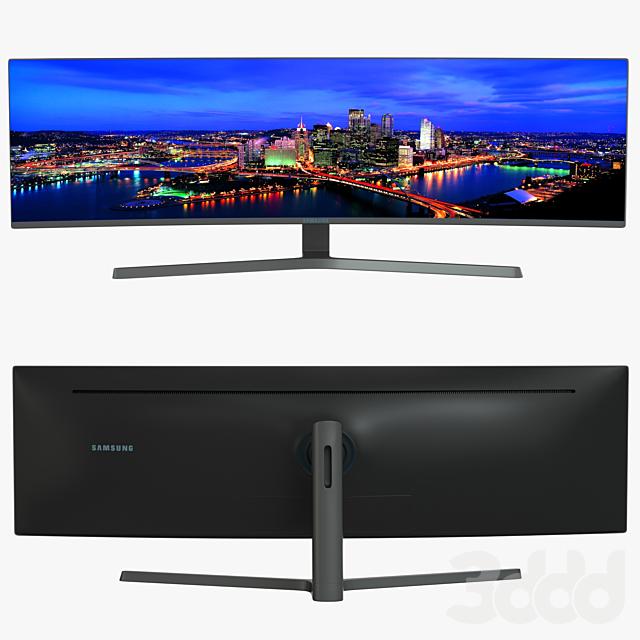 """QLED Gaming monitor """"Samsung"""""""