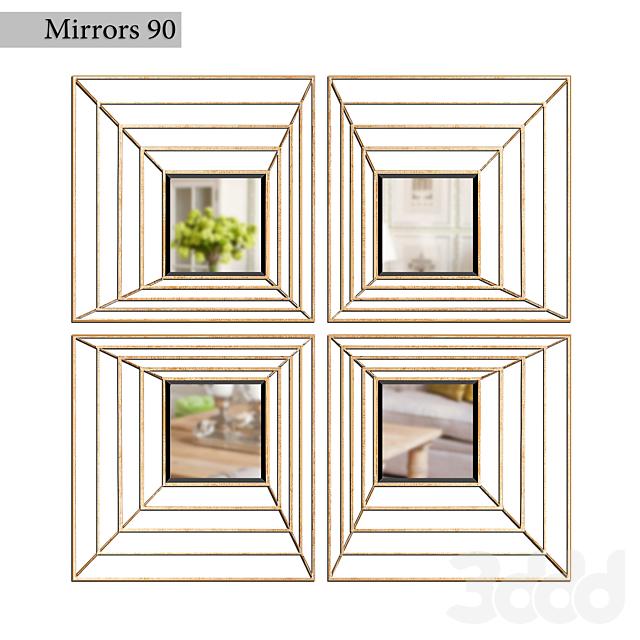 Зеркало 90