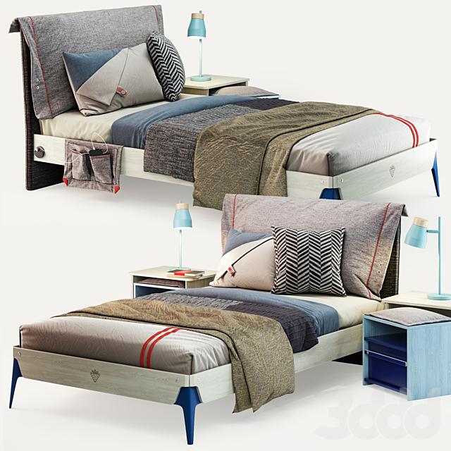 Cilek Trio Bed