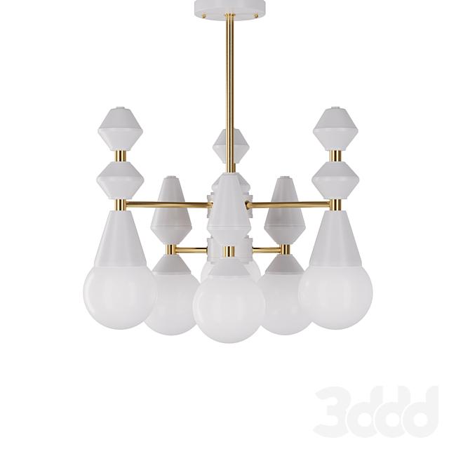 Dome lamp V. 6 ART. 5112