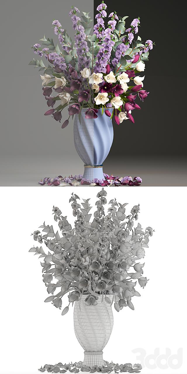Коллекция цветов 31. Весенний букет.