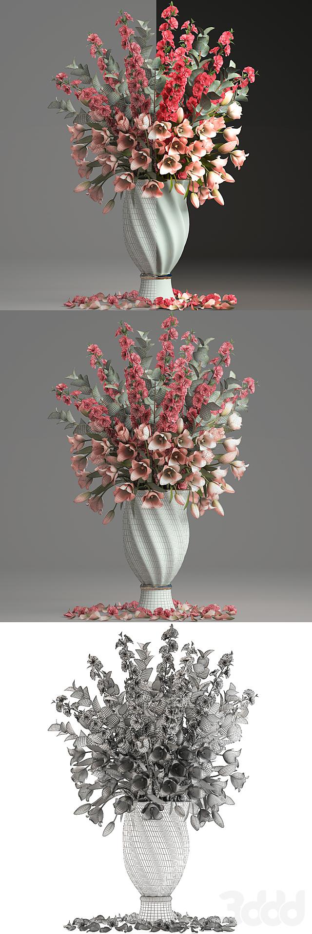 Коллекция цветов 33. Весенний букет.