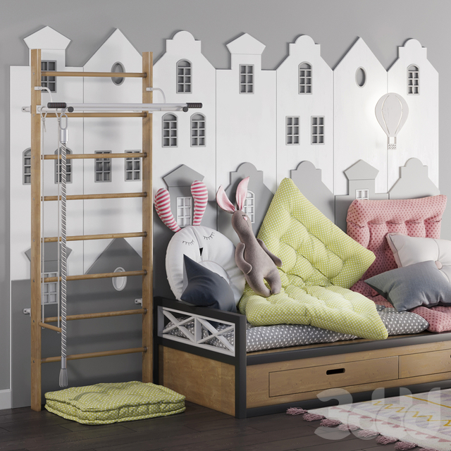 children room set 2