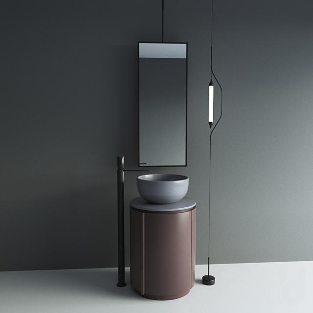 Мебель для ванной комнаты Cielo Arcadia Tiberino