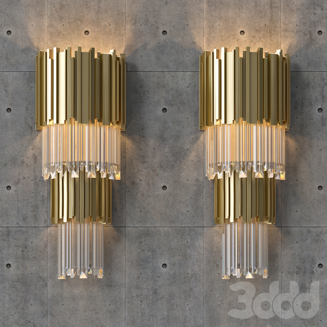 Wired Custom Lighting Rexford WS Sconce