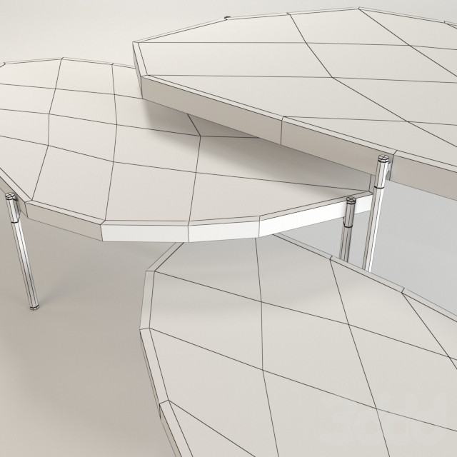 Ishino Table (vray GGX)
