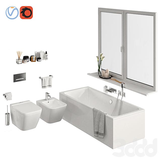Bathroom Set Part 2