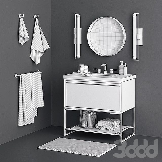 Warner Bath Set