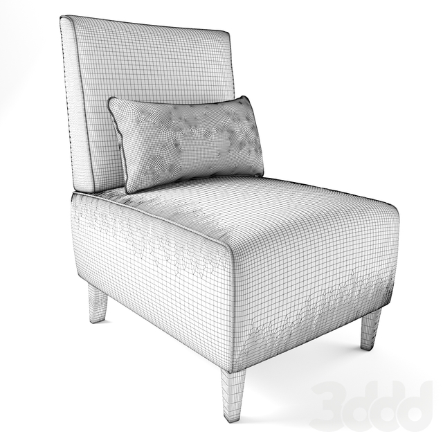 Harahan Armless Chair