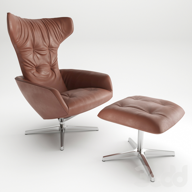 Кресло Onsa Chair by Walter Knoll