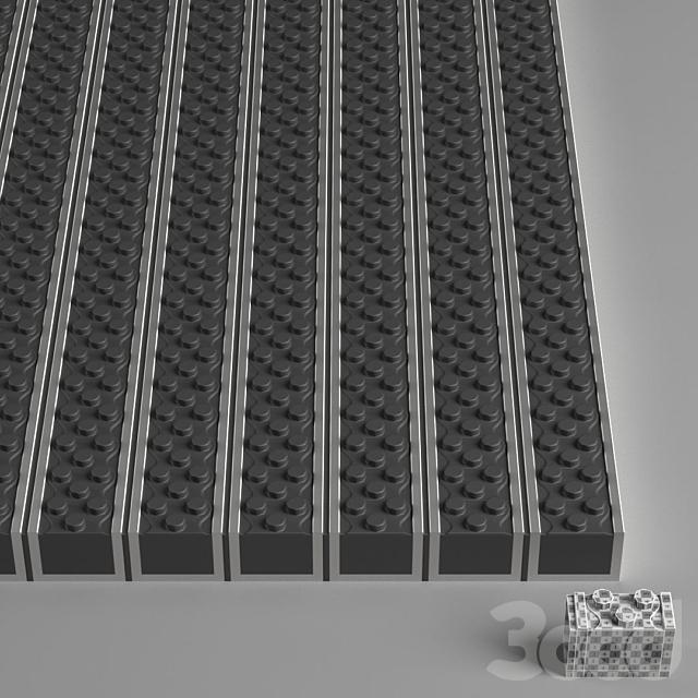Противокражная система Sensormatic, входной ковер-щетка