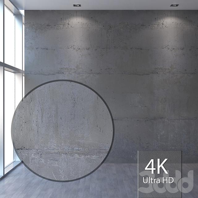 Бетонная стена 487