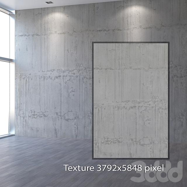 Бетонная стена 489