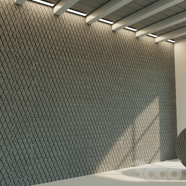 Бетонная стена. Старый бетон. 45