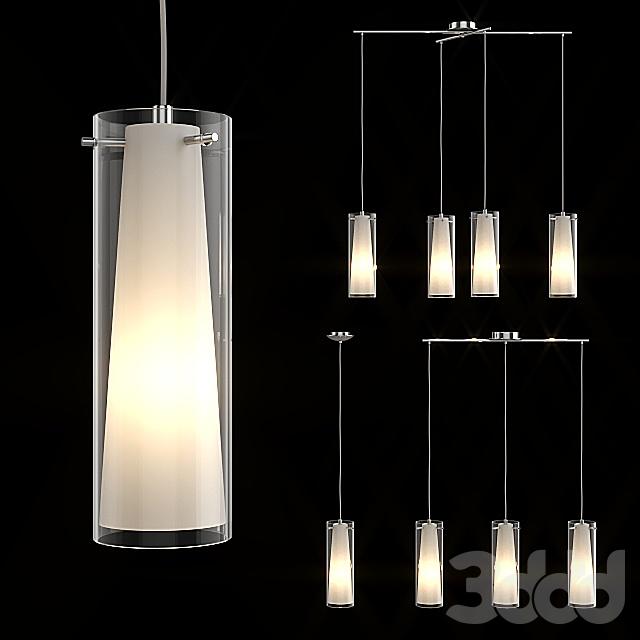Подвесные светильники Eglo Pinto.