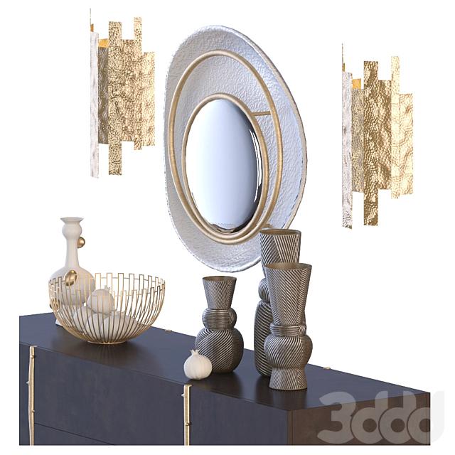 Комод и зеркало Ginger&Jagger