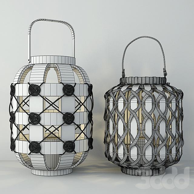Lanterns / ZARA HOME