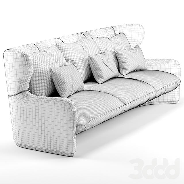 Balance sofa - Visionnaire