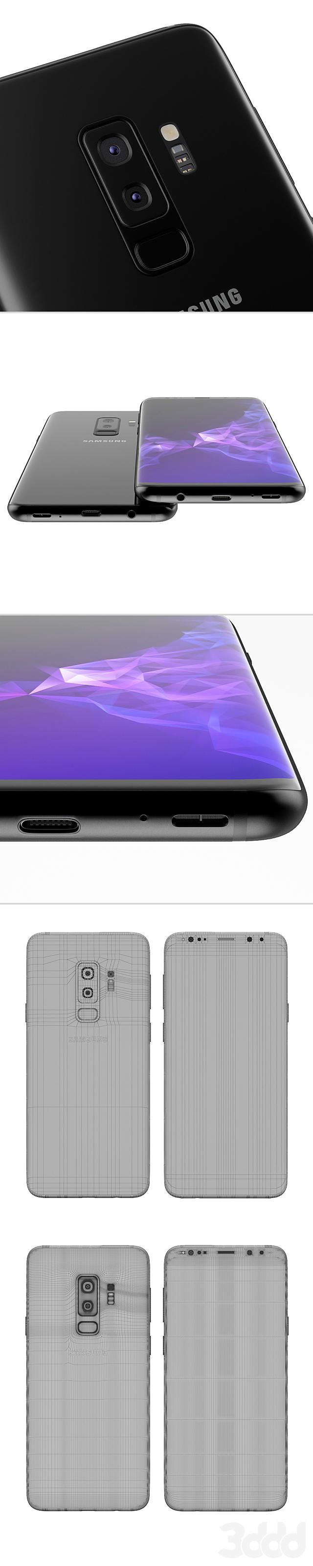 Samsung Galaxy S9 PLUS Black