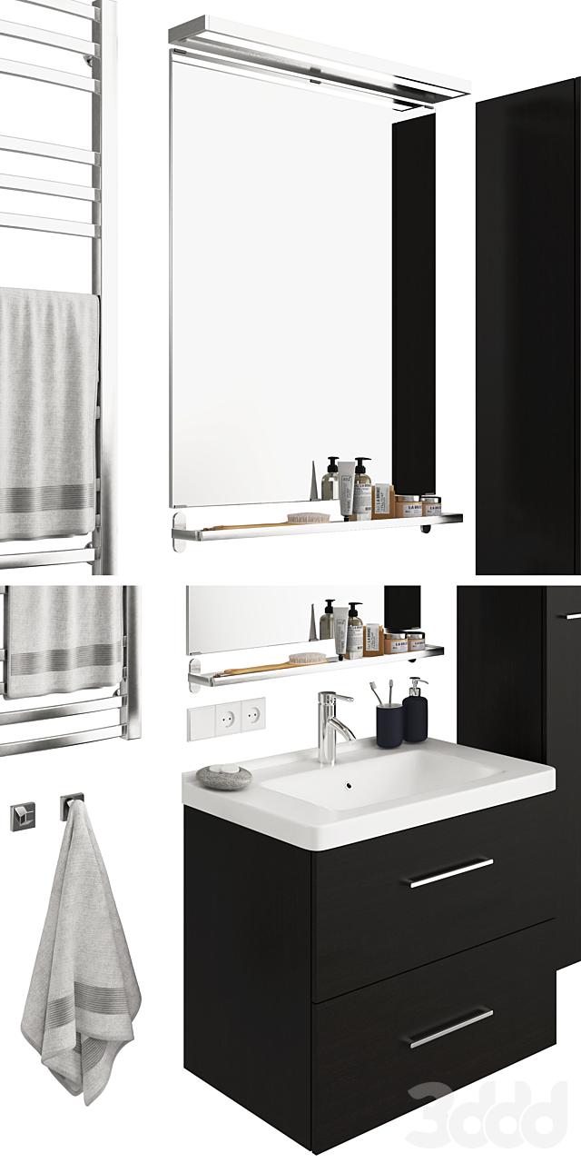 Ikea Godmorgon set 1