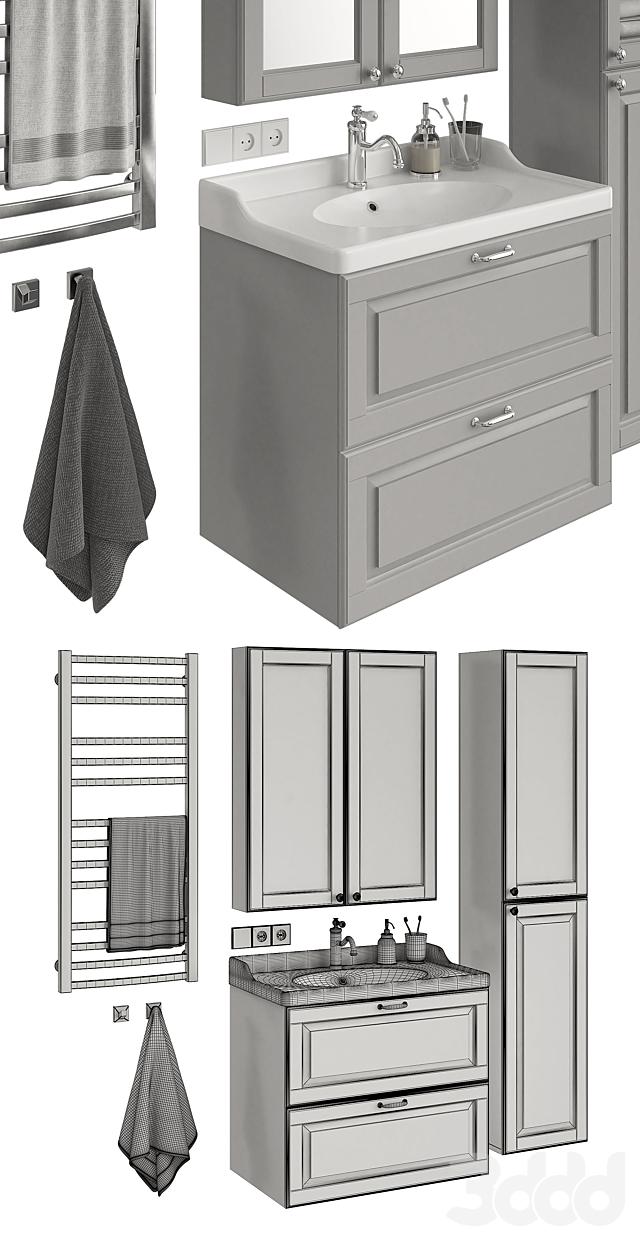 Ikea Godmorgon set 6