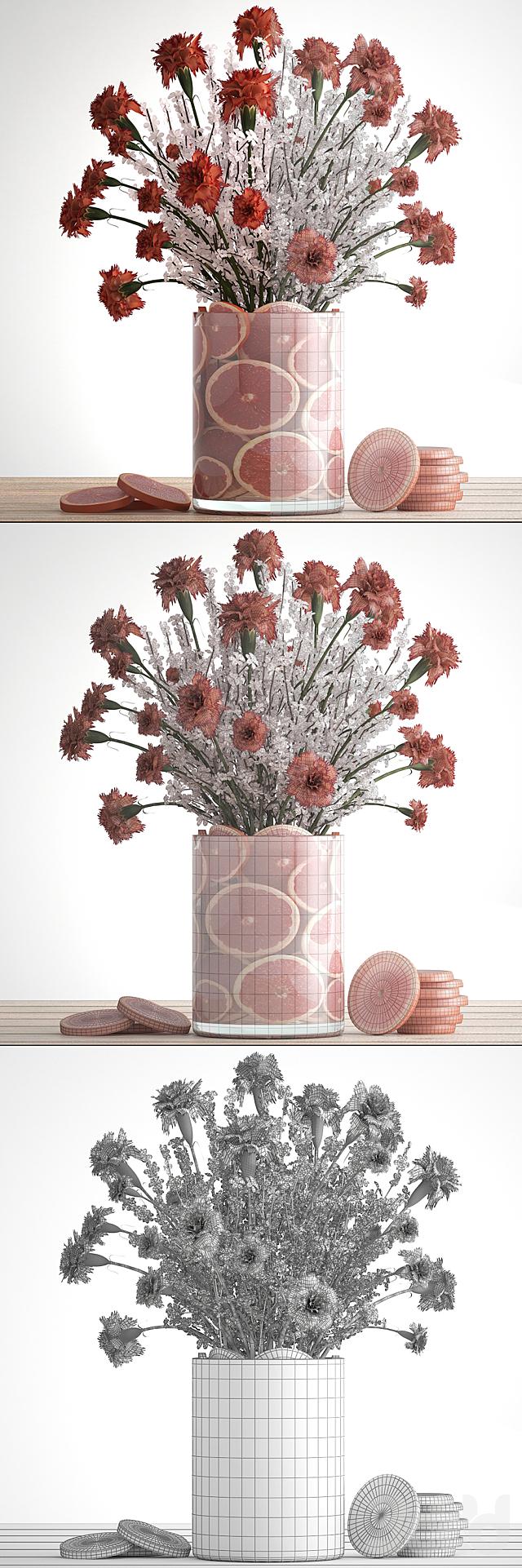 Букет цветов 64.