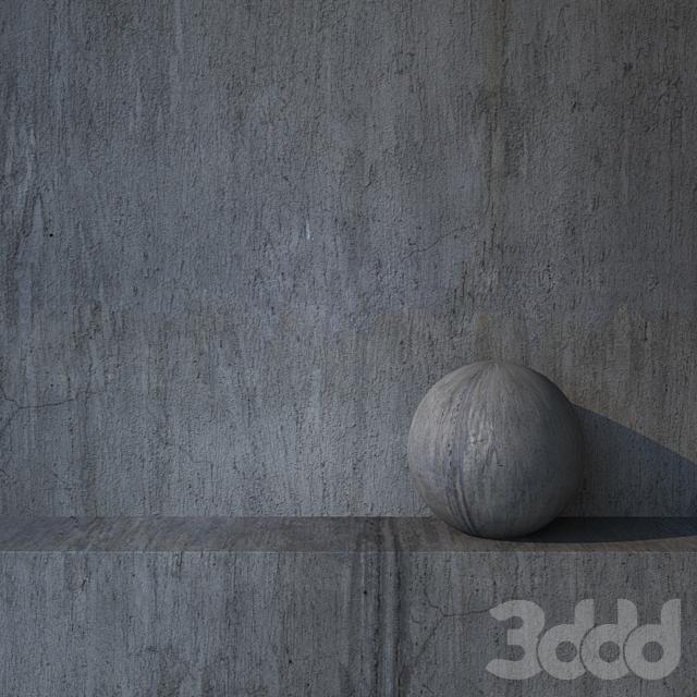 Бетонная стена 166