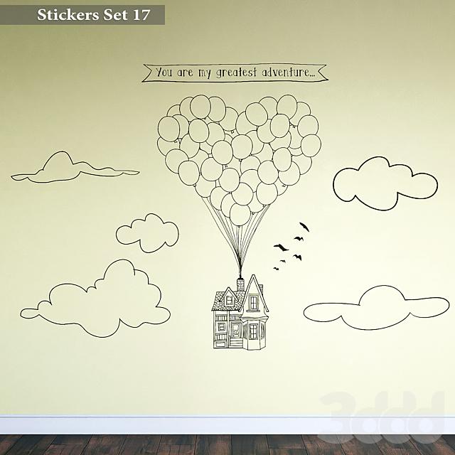 Stickers Set 17