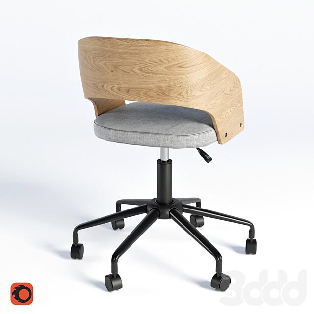 Кресло офисное La Redoute FLOKI