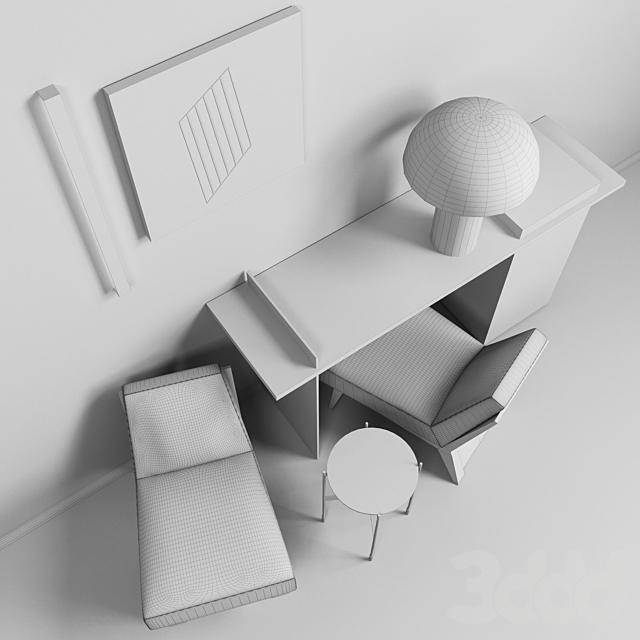 Кресла Baker