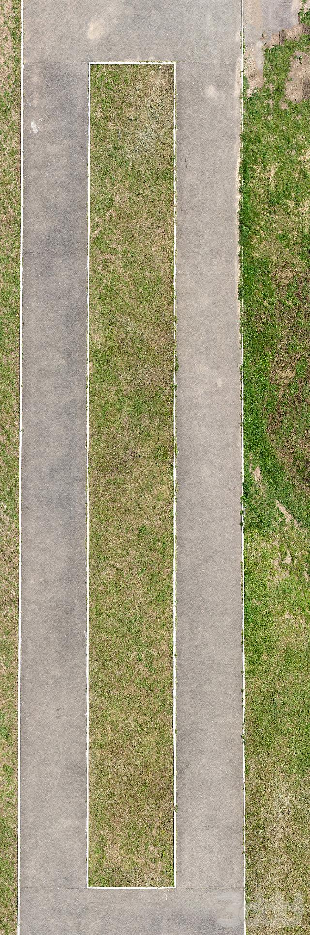 Панорама, беки, фасады, трава, асфальт из Майкопа