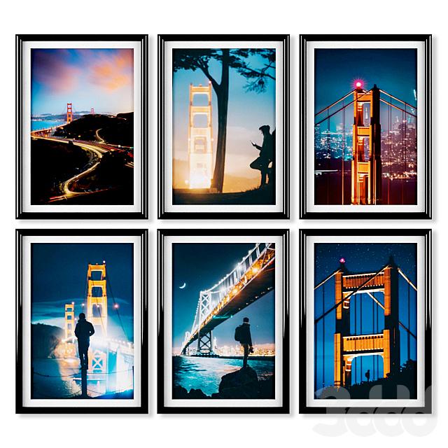 Постеры: Калифорния.