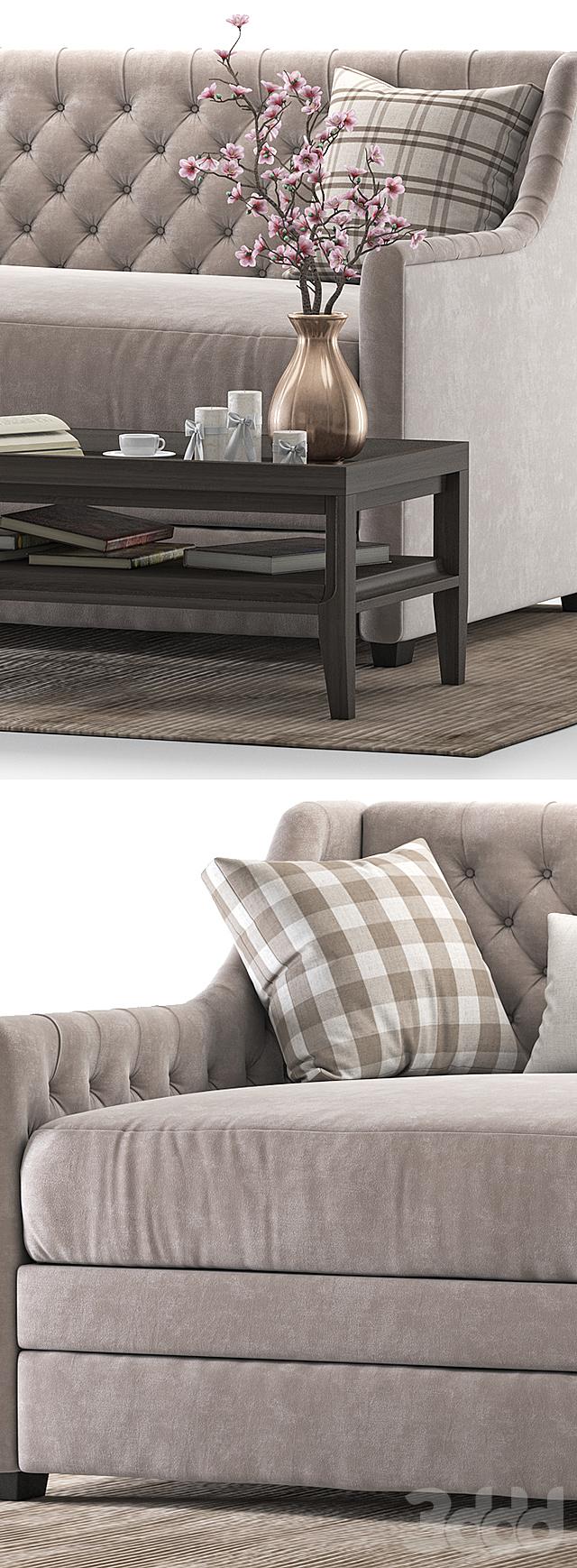 Диван-кровать Вэллс