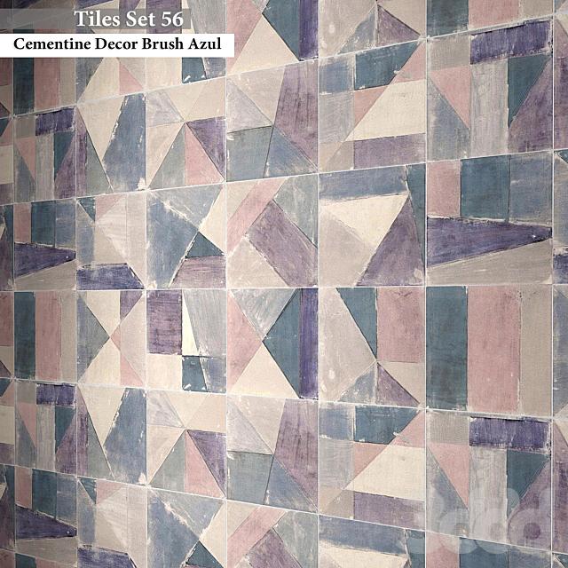 Tiles set 56