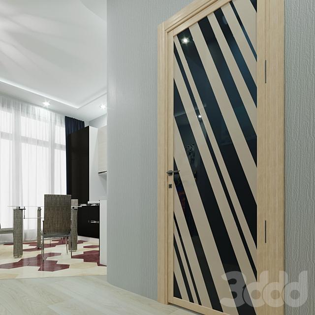 Interior Flat door