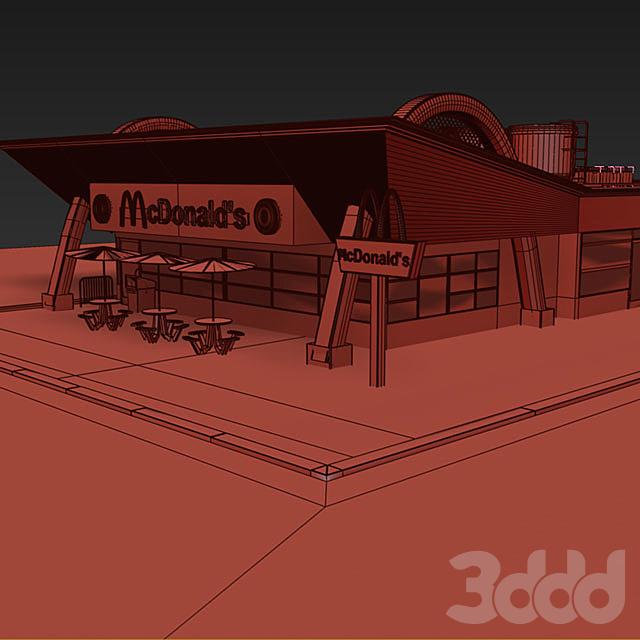 ресторан МакДональдс