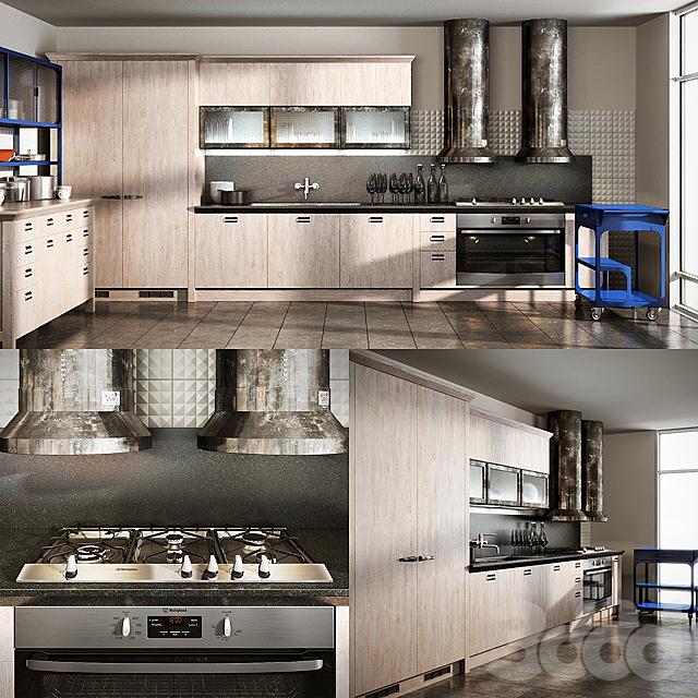 Scavolini diesel social kitchen 002
