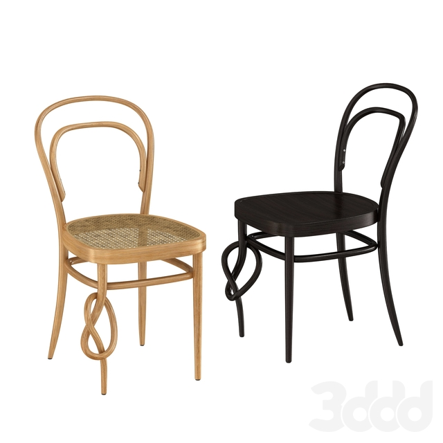 Thonet 214 k knot chair