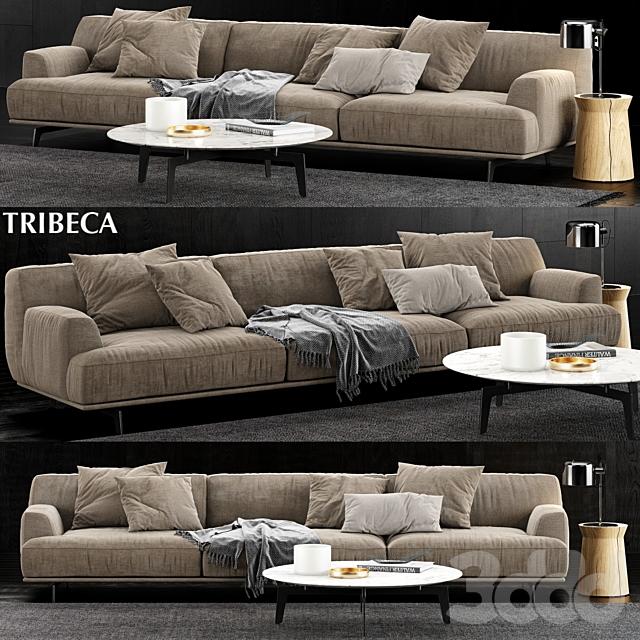 Poliform Tribeca Sofa 1