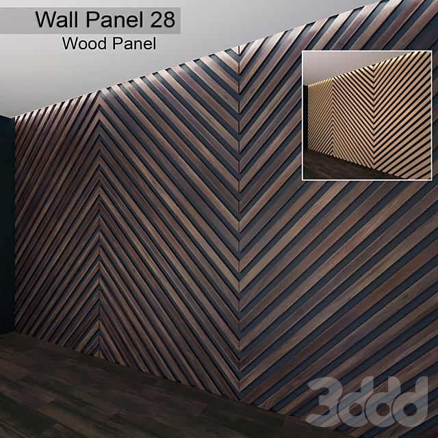 Wall Panel 28