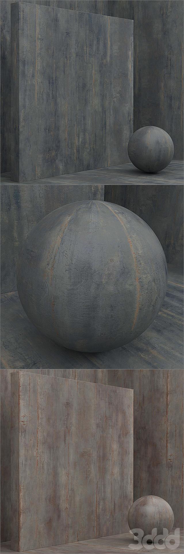 Материал (бесшовный) - покрытие, ржавчина, штукатурка set 69
