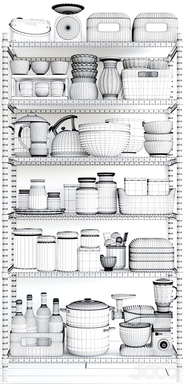 17-Kitchen shelf