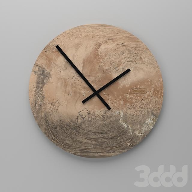 Clock SATURN