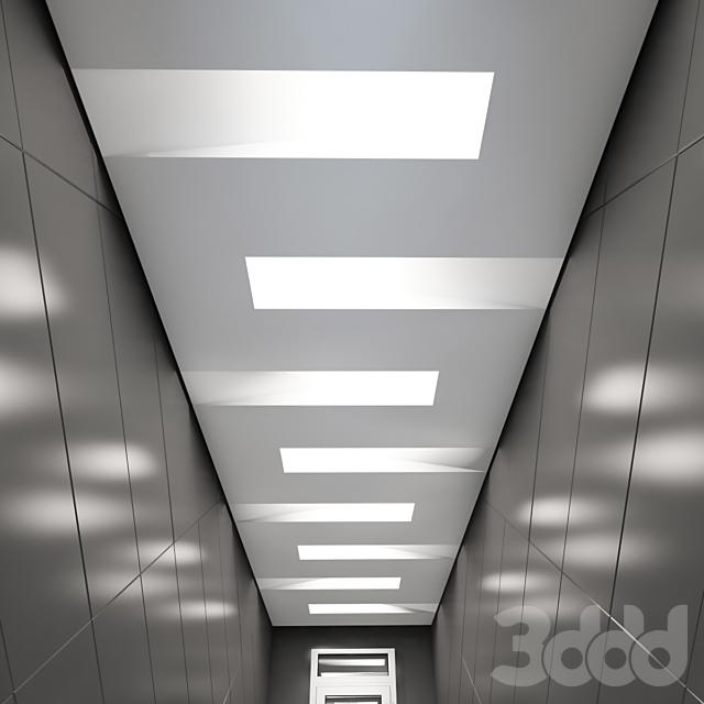 Подвесной потолок (Сeiling_002)