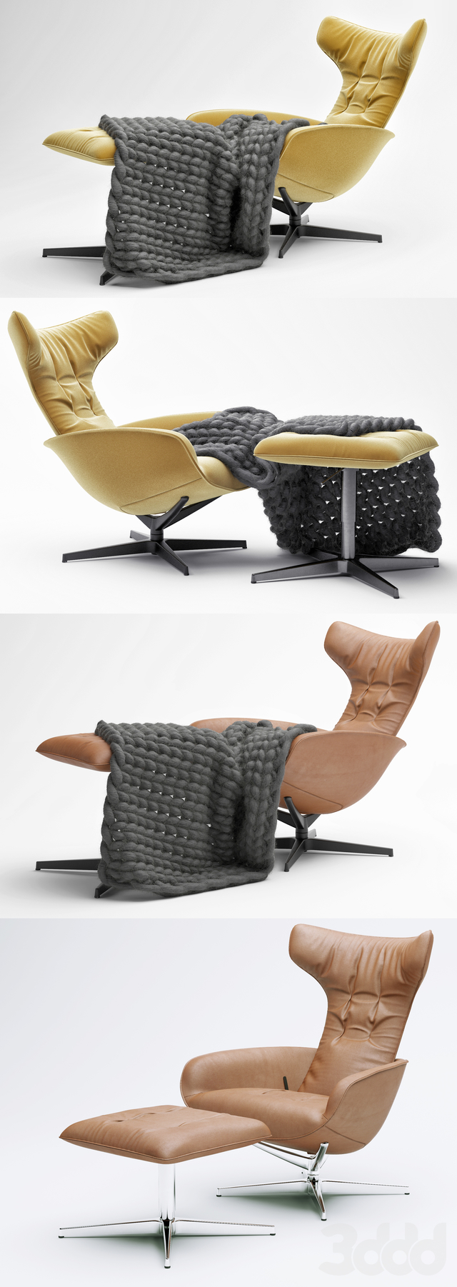 Кресло Walter Knoll-onsa chair&wrap