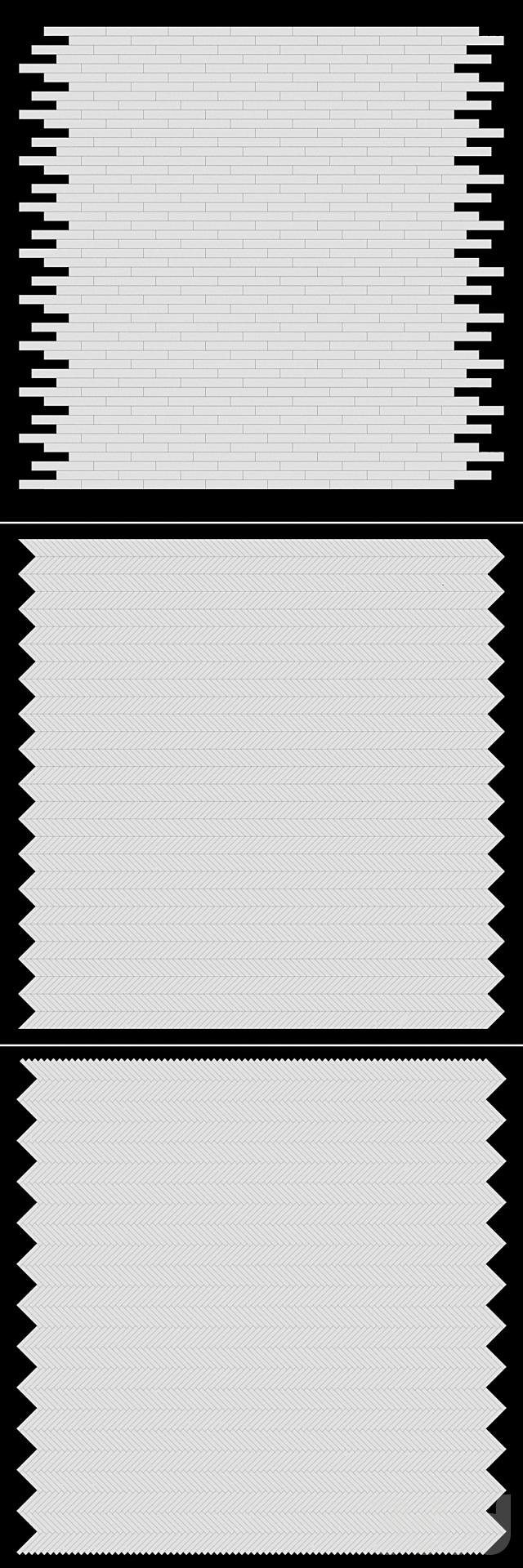 Паркет Дуб серый, 3 вида: елочка, линейный, шеврон.